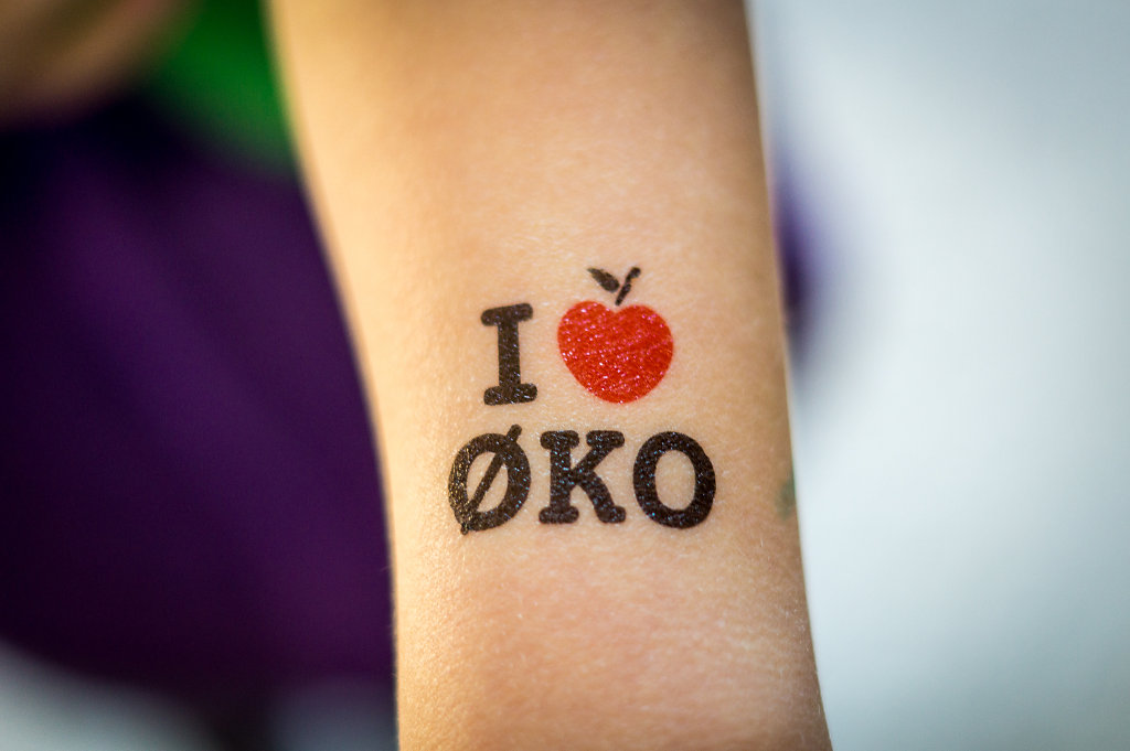 I heart organic
