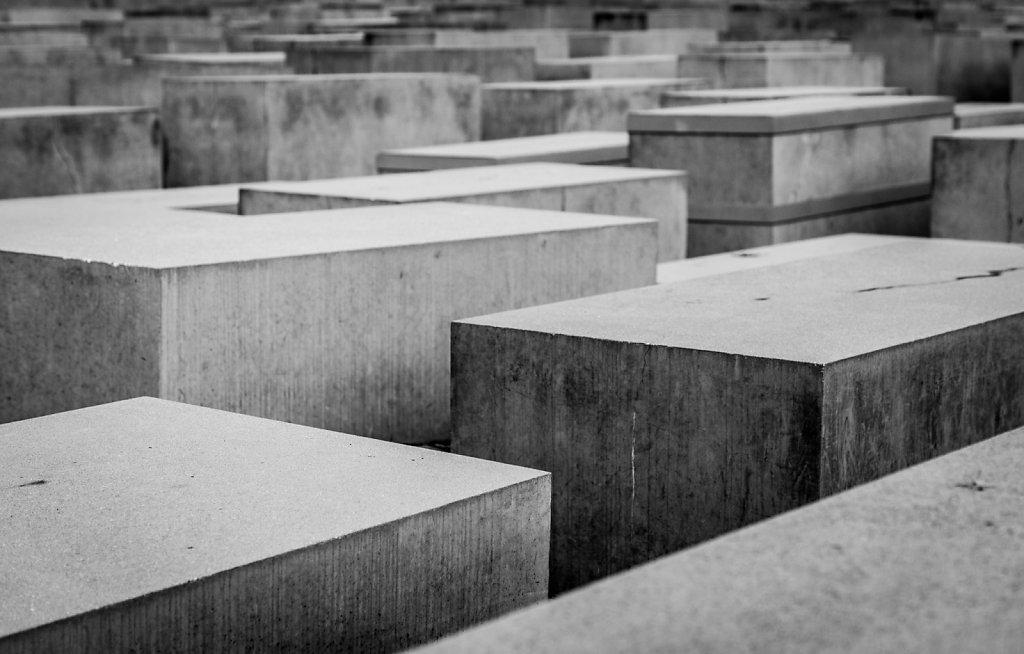 Denkmal für die ermordeten Juden Europas, Berlin